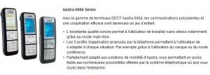 Aastra 600d Series